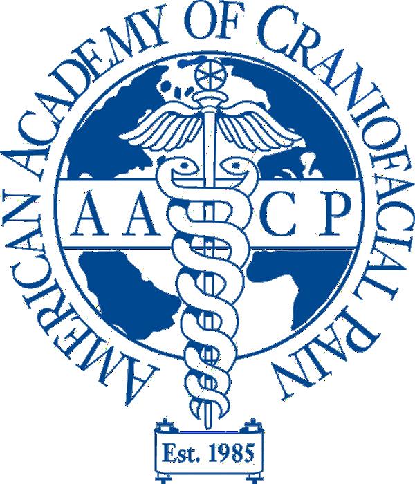 American Academy of Craniofacial Pain logo.